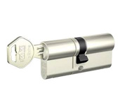 contemporary door security cylinder