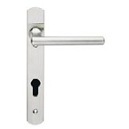 contemporary door lever handle