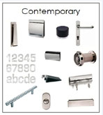 contemporary front door furniture